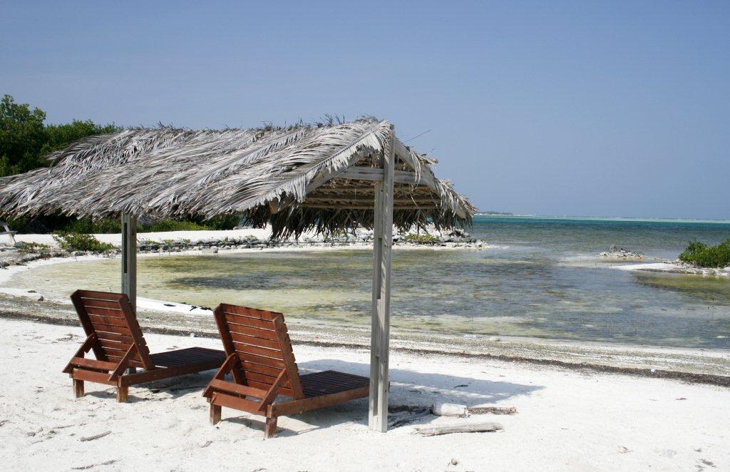 stoelen strand